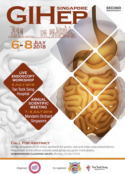 13th Edition of GIHep Singapore 2018