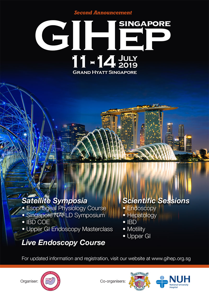 14th Edition of GIHep Singapore 2019